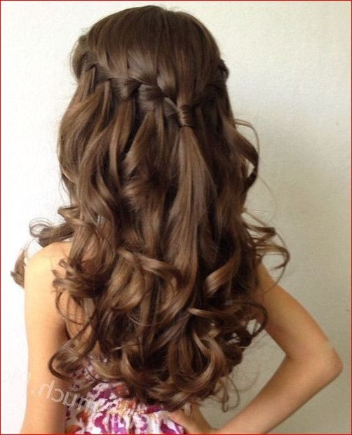 9 Easy Party Hairstyles For Your Little Princess Little Girls Best Wedding Hair Styles Hairstyle Hair Styles 2016 Hair Styles