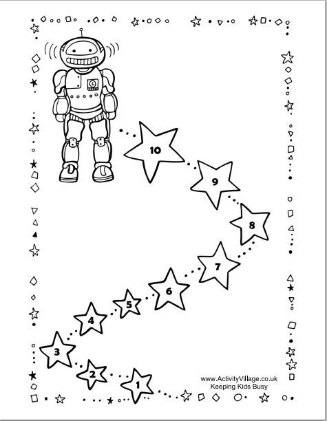 classroom behavior coloring pages - photo#19