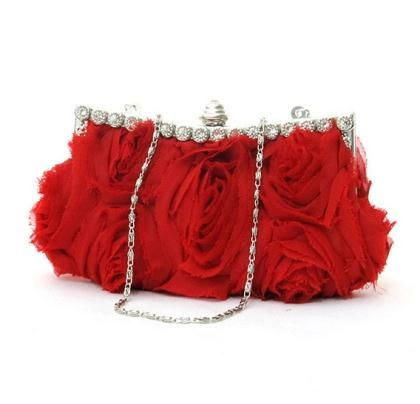 Purse Style 1114 in Red