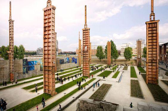 Latz und Partner - Landschaftsarchitekten und Stadtplaner: Aktuelles