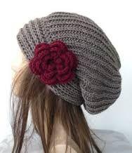 patron pour tricoter une tuque