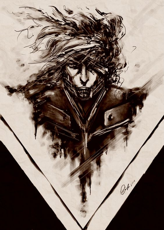 I've discovered Aneta Chalimoniuk Artwork in the Metal Gear Art Studio. Have a look or choose your own free canvas.