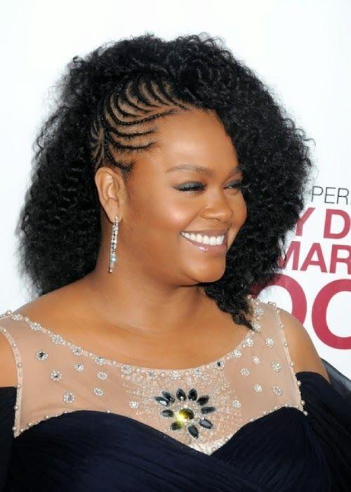 Astonishing African Fashion Woman Hairstyles And Black Braided Hairstyles On Hairstyles For Men Maxibearus