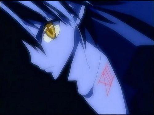 Train Heartnet Black Cat Anime Anime Anime Tattoos