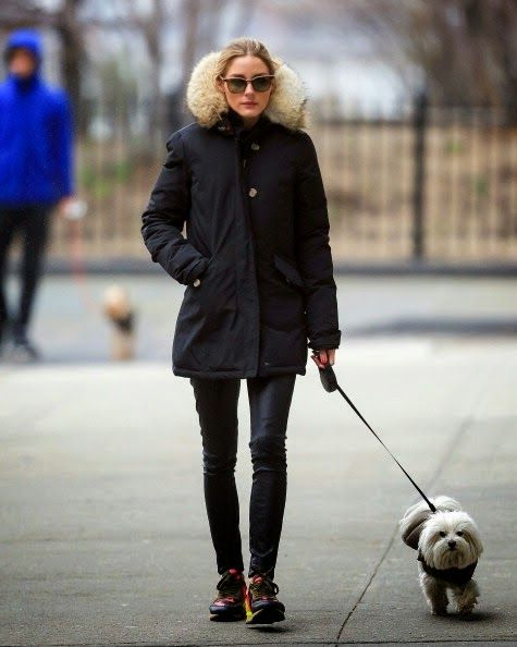 THE OLIVIA PALERMO LOOKBOOK By Marta Martins: Olivia Palermo in New York