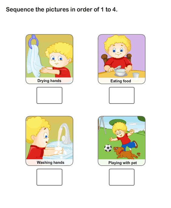 Print Free Worksheet of Personal Hygiene | Online Learning ...