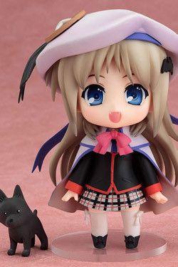 Little Busters! Ecstasy Nendoroid Figur Kudryavka Noumi: Winter Clothes Ver. 10 cm
