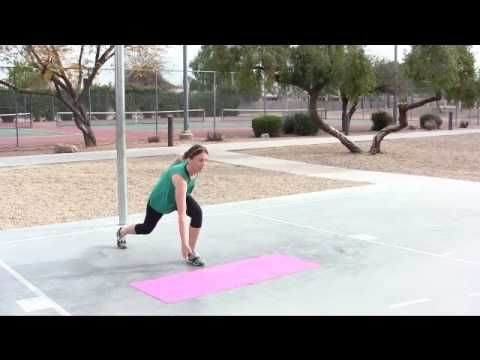 Video Workout: Tabata + Core + More!