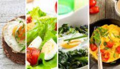 Proteinreiche Eier-Rezepte