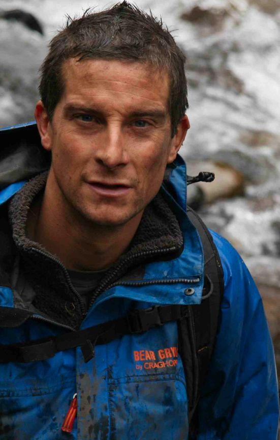 Bear Grylls - Adventurer, Explorer, Writer, Youngest Man to Sumit Mt Everest, Chief Scout, Charity Worker, Motivational Speaker & TV Presenter.