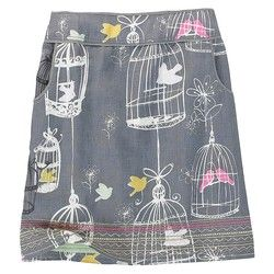 Do so adore this fabric but I fear the skirt is too short. Reduced to £29 at White Stuff now.