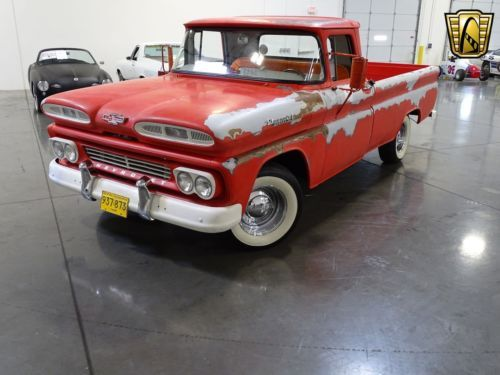1960 Chevrolet C 10 Pickup Truck Vintage Classic 1960s Trucks For Sale 1960 Chevy Ford Truck An Classic Trucks Vintage Chevy Trucks Vintage Trucks Chevy