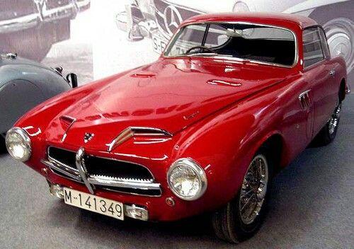 Pegaso Z 102 1951 1958 Pegaso Coches Retro Coches Clasicos