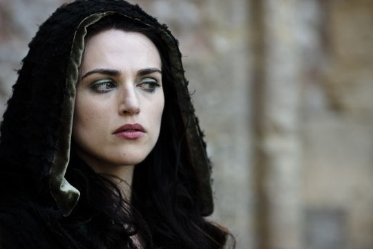 "BBC ""Merlin"" - Katie McGrath as Morgana"