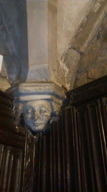 Interior of Broughton Castle, old palour