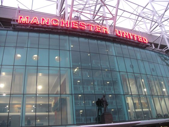 Scumchester United: Old Trafford