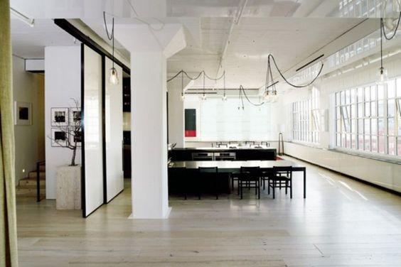 Tribeca loft espacio central