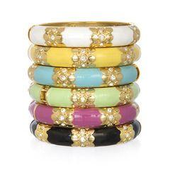 bangles, for my birthday perhaps?