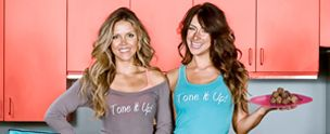 This is an awesome website run by two certified personal trainers and nutritionists that focuses on toning up and eating healthy rather than getting skinny and going hungry. With printable workout plans, short but effective workout videos, lots of great recipes, a printable monthly calendar of fitness goals, and before and after motivation from real users!