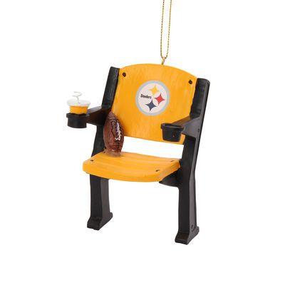 Pittsburgh Steelers Stadium Chair Ornament