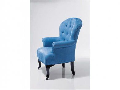 Fotel Cafehaus niebieski