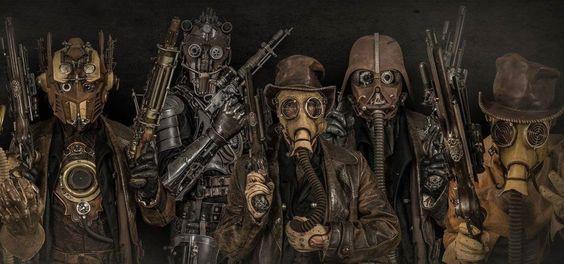 Resultado de imagen de steampunk