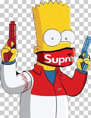 Bart Simpson Homer Simpson Supreme Graphic Designer Png Clipart Art Artwork Bart Simpson Beak Bird Free Png Download Bart Simpson Art Bart Simpson Bart