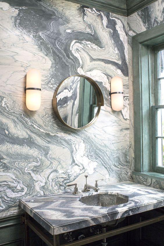 Easy Modern  Bathroom