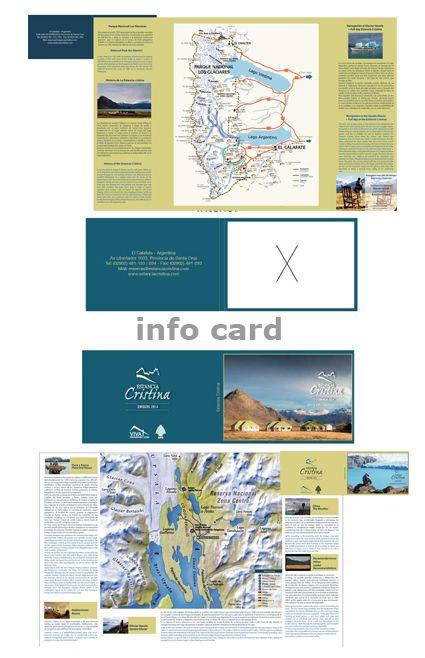 diseño de info card e impresión by DBD