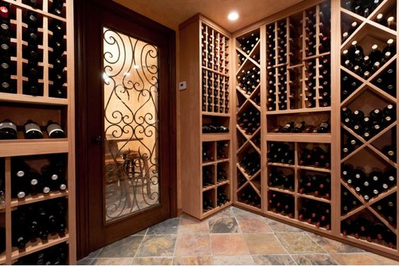 the other food group.....wine cellar