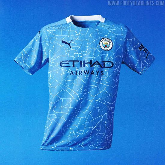 Manchester City 20 21 Home Kit Released Footy Headlines In 2020 Manchester City Man City New Kit Manchester City Football Club