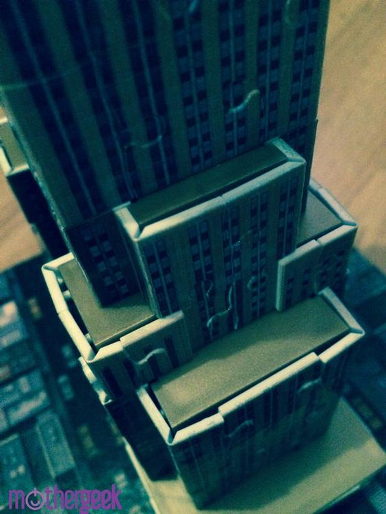 Ravensburger Empire State Building 3D Puzzle review