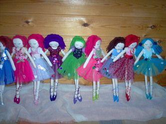 Bailarinas / Ballerinas - Barroca Louca