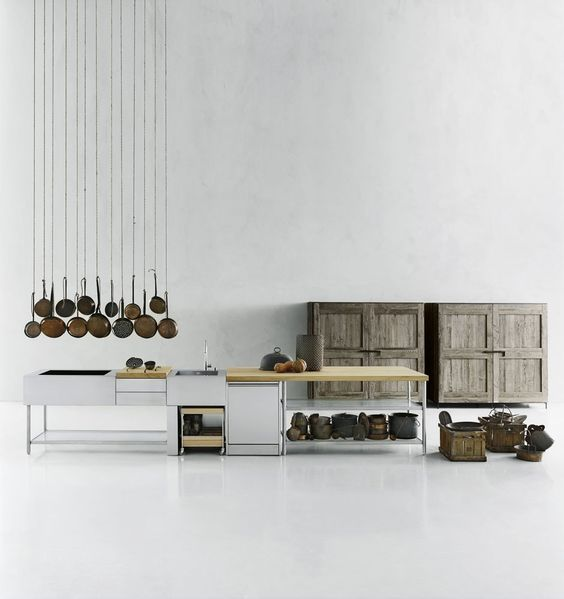 Kitchens, bathroom and storage systems; this is a selection of the best Boffi has to offer. Check out our image gallery.