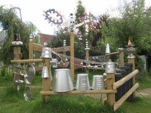 sound garden for children | Sound Garden Project