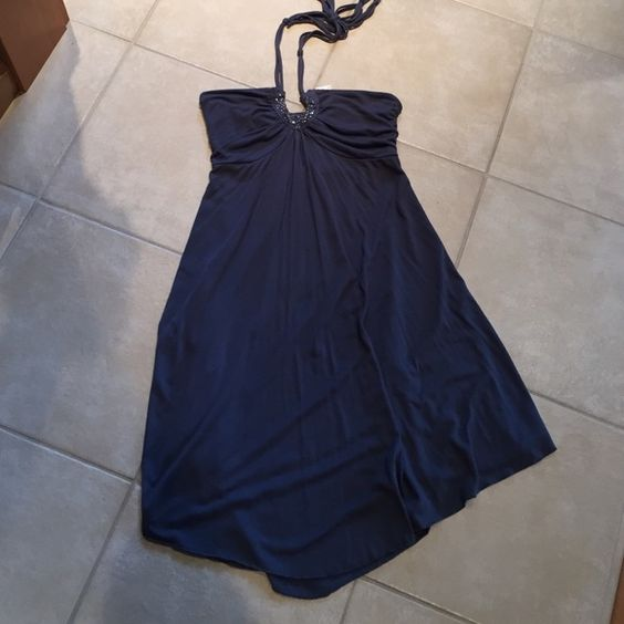 Halter Dress Cute summery dress! No Boundaries Dresses
