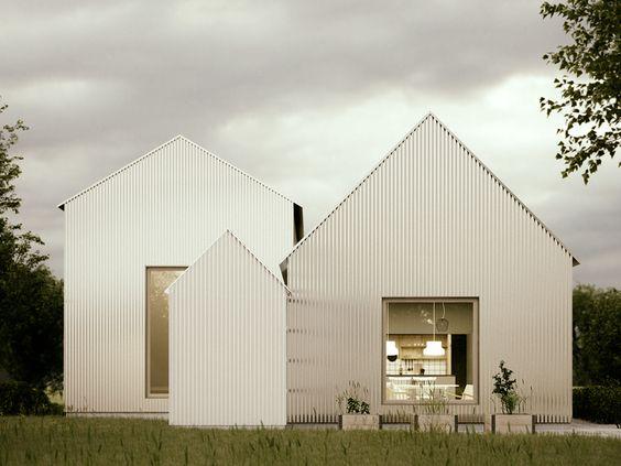 house for mother ~ förstberg arkitektur | Architecture | Pinterest ...