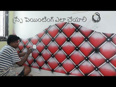 Wall Art Painting Interior Bedroom Design For Background Youtube