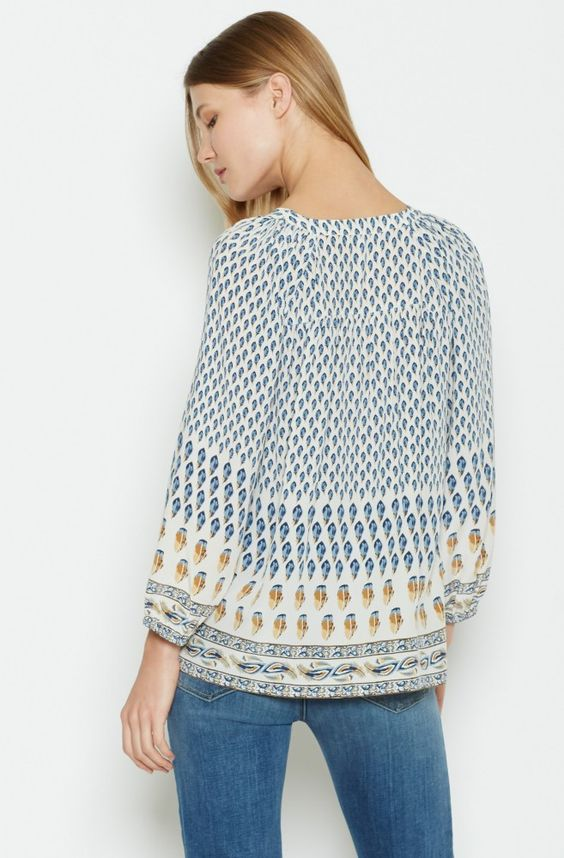 Sonoma Silk Blouse