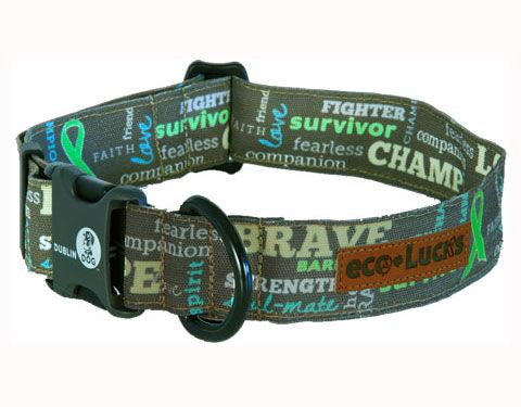 Fight Canine Cancer Collar