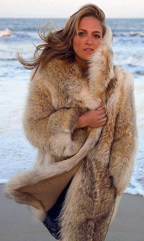 Fur Lover More Men's and Women's Fur Fashion Looks On ...
