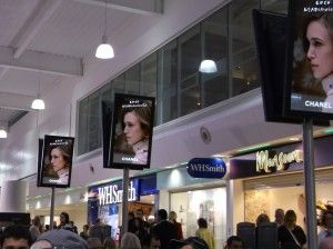 digital signage display monitors