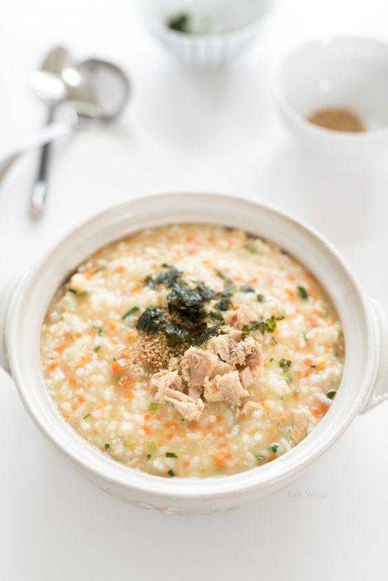 Tuna Porridge: