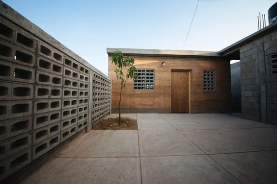 Rammed Earth Social Housing Project in Baja, Mexico: http://blog.la76.com/2015/10/rammed-earth-social-housing-project-in-baja-mexico/?utm_content=bufferd123b&utm_medium=social&utm_source=pinterest.com&utm_campaign=buffer #architecture #cabo #cabosanlucas #loscabos #rammedearth