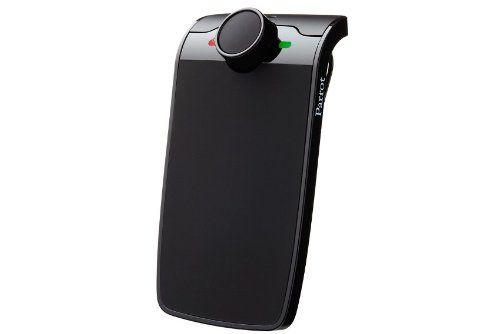 Parrot MINIKIT+ - Manos libres Bluetooth para móvil, Negro B007GBHOA0 - http://www.comprartabletas.es/parrot-minikit-manos-libres-bluetooth-para-movil-negro-b007gbhoa0.html
