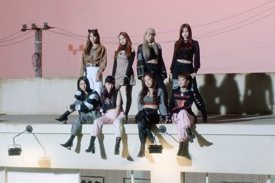 "Watch: gugudan Makes Fierce Comeback With ""Not That Type"" MV"