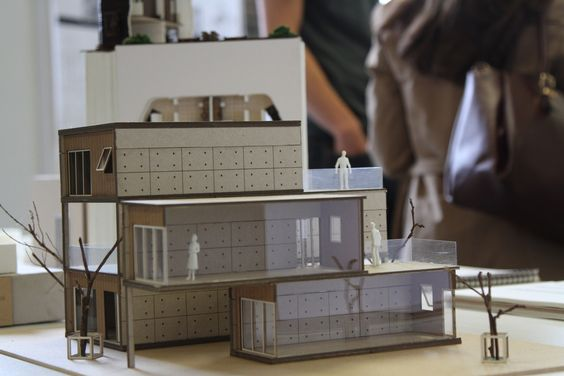 Living spaces of the future: Architecture and Spatial Design students' work on display at the Degree Show 2016