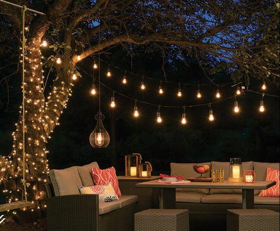 Éclairage extérieur, foyers et chauffe-terrasses - Printemps 2016 | RONA