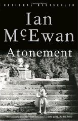 atonement #atonement #mcewan #book. Ian McEwan's novel and turned into a movie in 2007 by Joe Wright (Wikipedia).