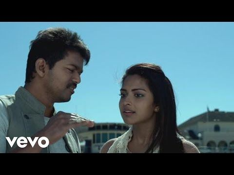 Thalaivaa Yaar Indha Saalai Oram Video Vijay Amala Paul Tamil Video Songs Amala Paul Movie Songs